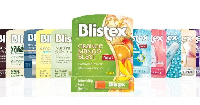 Лечебные и косметические бальзамы для губ Blistex
