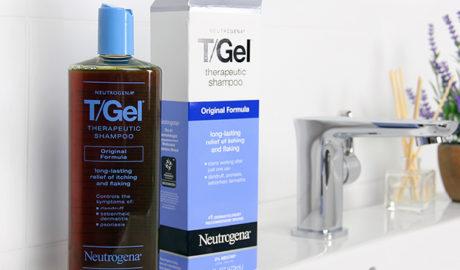 """Мое спасение в лечении псориаза - """"Neutrogena, T/Gel, терапевтический шампунь"""""""