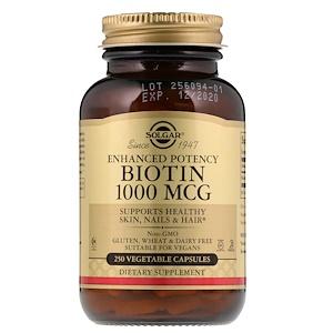 биотин Солгар, biotin Solgar