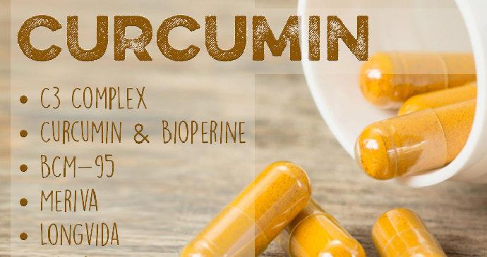 Куркумин: инструкция по применению