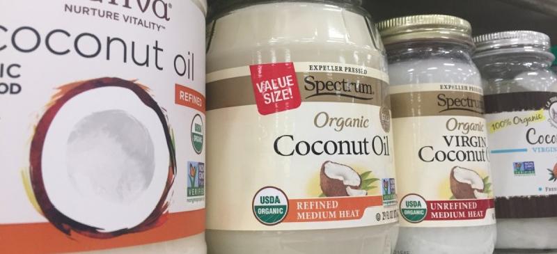 кокосовое масло с iherb