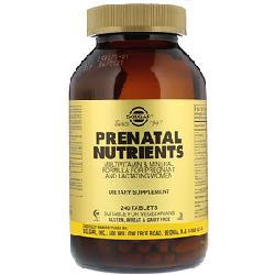 Витамины для беременных женщин