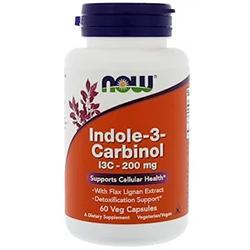 Индол Форте, индинол Форто или индол-3-карбинол от Now