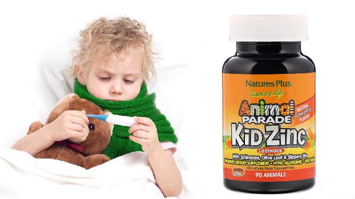 Цинк для детей