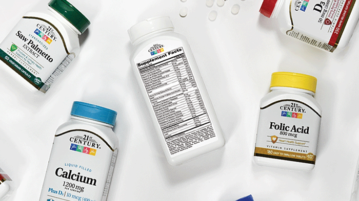 витамины 21st Century