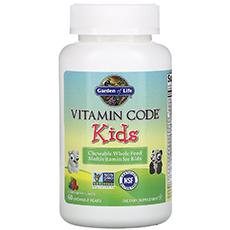 Витамины с 4 лет