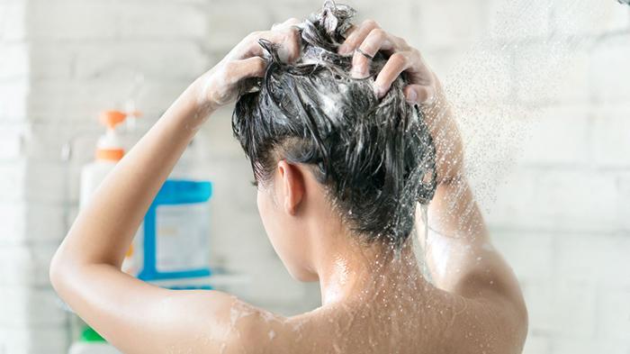 шампунь для волос: шампунь от перхоти, безсульфатный шампунь, шампунь для окрашенных и жирных волос