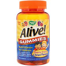 Витамины для ребенка от 2 лет