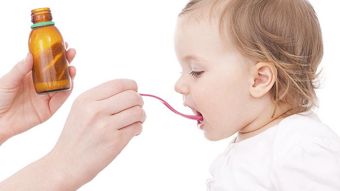 Жидкие витамины для детей