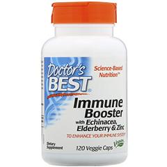 Витамины для иммунитета взрослых с цинком и эхинацеей