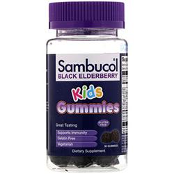 Sambucol, Черная бузина для детей