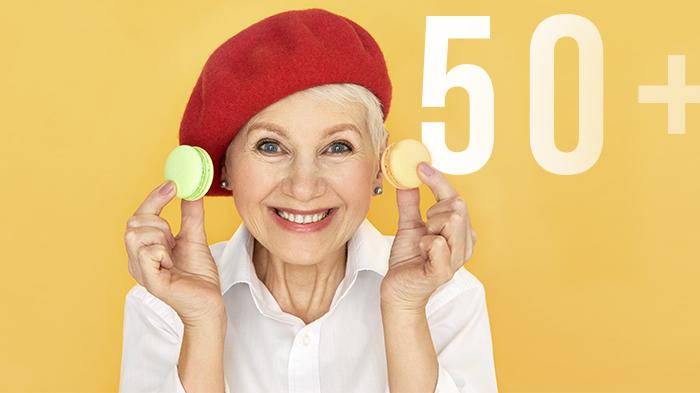 Витамины для женщин после 50