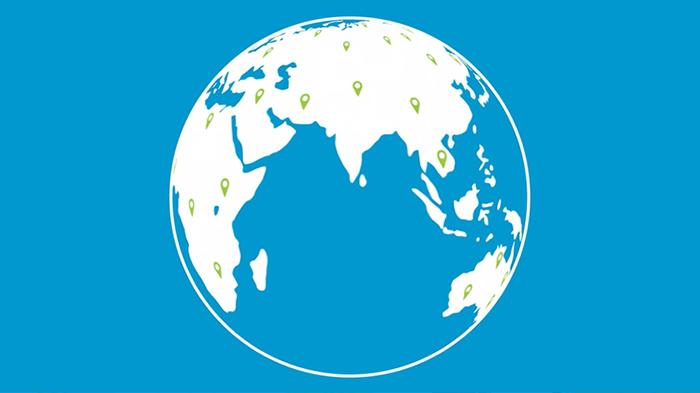 Сайт Айхерб доставляет заказы по всему миру