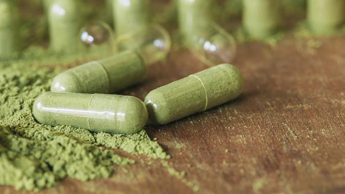 хлорофилл в таблетках
