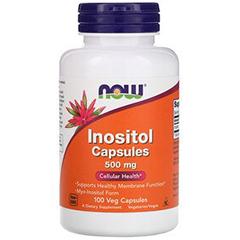 Инозитол капсулы