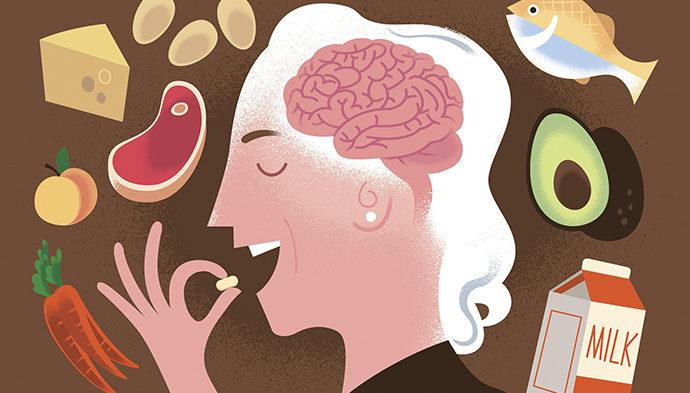 витамин B12 в таблетках