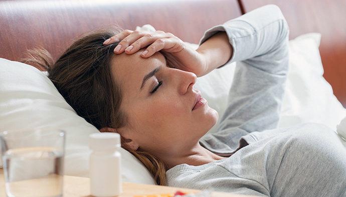 Коэнзим Q10 для профилактики мигрени