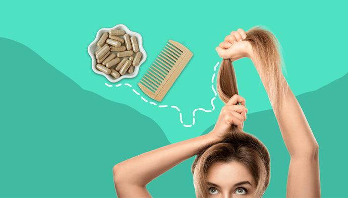 биотин витамины, дефицит биотина, биотин для волос